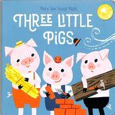 Three Little Pigs Fairy Tale Sound Book 三隻小豬 音效書