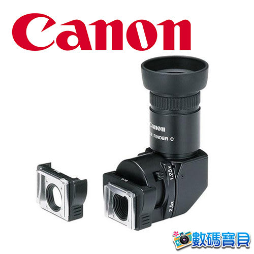 Canon Angle Finder C 直角觀景器