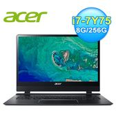 【Acer 宏碁】SF714-51T-M2BC 14吋觸控超輕薄筆電 黑色【全品牌送藍芽喇叭】