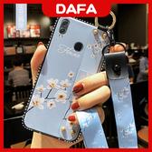 三星 Galaxy A30 A50 手機殼 腕帶手機軟殼 全包邊保護套 同款樣式長短掛繩 防摔殼