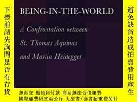 二手書博民逛書店The罕見Metaphysical Presuppositions Of Being-in-the-world