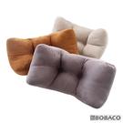 台灣製造【溫暖絨布腰靠枕】隨機出貨 頭枕 護腰墊 腰靠墊 午安枕 靠腰墊 座椅 護腰枕 溫暖抱枕