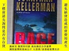 二手書博民逛書店英文原版罕見Rage by Jonathan Kellerman