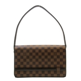 LOUIS VUITTON LV 路易威登 棋盤格肩背包 信封包 Tribeca Long N51160  【BRAND OFF】