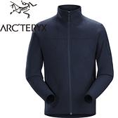 【ARC TERYX 始祖鳥 男 Covert 刷毛外套《翠鳥藍》】15375/ 刷毛外套/刷毛