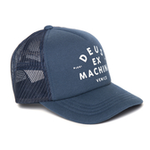 Deus Ex Machina  Austin Venice Trucker  棒球帽  -(藍)