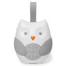 安撫音樂鈴 Skip Hop 攜帶式寶寶安撫音樂鈴 / 音樂玩具 - 灰白貓頭鷹 SH186025