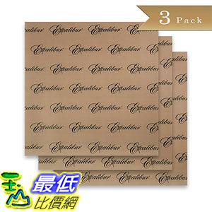 [美國直購] Excalibur B00RM0H7W0 不沾墊 Food Dehydrator Re-usable Non-stick Sheet 3入 14 x 14吋