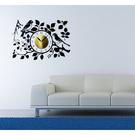【收藏天地】RoomDeco*創意時鐘壁貼家飾-浪漫莊園 /掛鐘 時鐘貼 居家 生活用品 時鐘 禮物