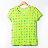 【Dailo】小精靈印花T-shirt