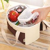 天縱加厚保溫袋便當包飯盒袋保冷袋保鮮便攜收納包鋁箔手提包大號CY  韓風物語