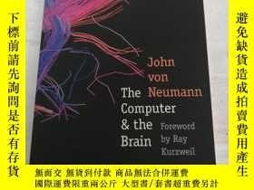 二手書博民逛書店The罕見Computer & the BrainY258294
