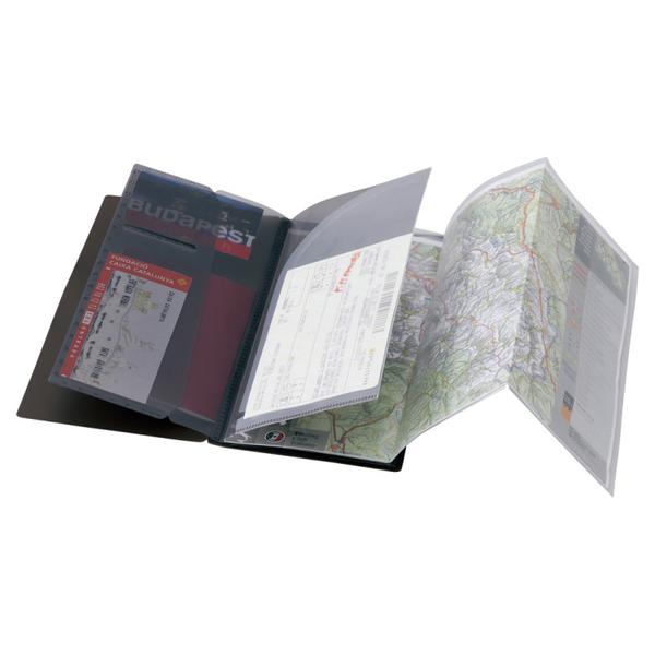 護照夾多功能證件包卡包護照本保護套便攜證件夾新年禮物