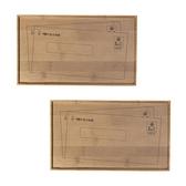 HOLA 竹本多功能收納盒(L)(兩入)