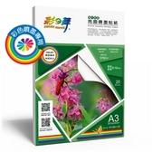 彩之舞 HY-B41-20 亮面噴墨貼紙-防水 0.12mm A3 Label - 20張/包