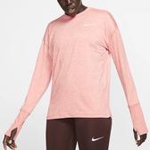 Nike ELEMENT 女裝 長袖 慢跑 訓練 透氣 粉【運動世界】928742-606