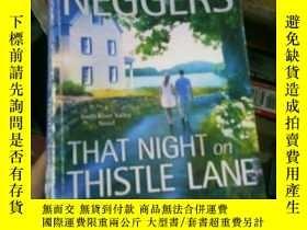 二手書博民逛書店That罕見Night on Thistle LaneY1538