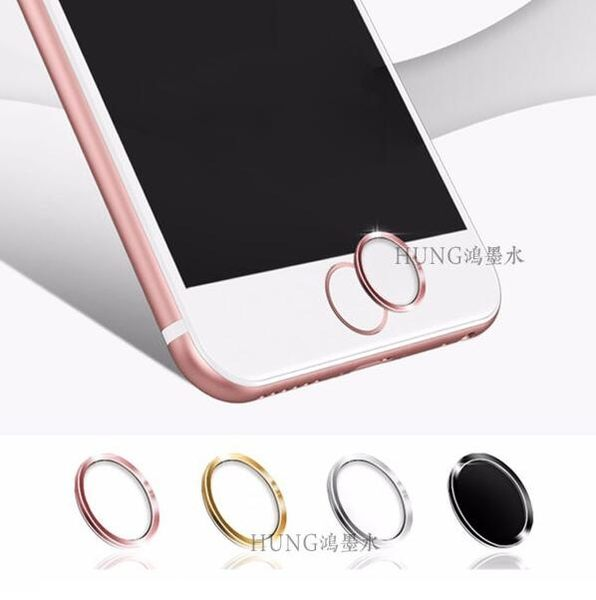 【SZ不限量】iPhone7/8 iPhone 7/8plus iphone 6s plus iphone6s i6s i5 5S ipad air2 指紋識別 按鍵貼