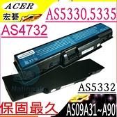 ACER 電池(保固最久)-宏碁 電池- ASPIRE 4732Z,5330,5332,5335,5732ZG,AS09A31,AS09A41,AS09A56,AS09A73