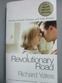 【書寶二手書T4/原文小說_HKN】Revolutionary Road_Yates, Richard