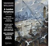 【停看聽音響唱片】【CD】佛漢.威廉士:倫敦交響曲及其他作品