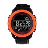 雙12潛水錶 新款UU X-watch智慧手環潛水登山運動防水長待機手錶手環手機IOS 卡菲婭