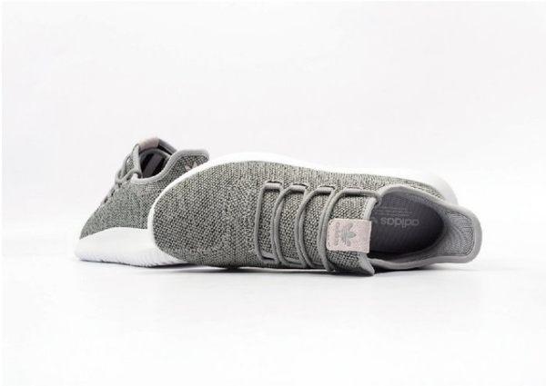 ISNEAKERS adidas Tubular Shadow BB8870 深灰 編織 新款到貨 情侶鞋