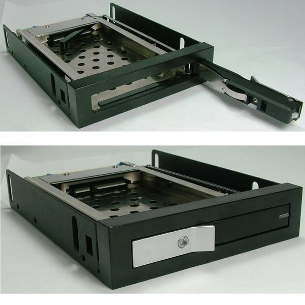 Awesome 單槽 2.5吋 硬碟抽取盒 AWD-MRA261L SATA I II III SSD