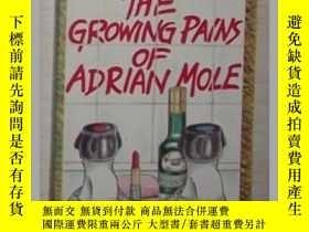 二手書博民逛書店英文原版罕見The Growing Pains of Adria