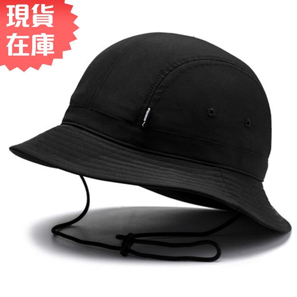 【現貨】Puma ARCHIVE Bucket Hat 帽子 漁夫帽 黑 【運動世界】 02196301