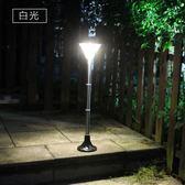 太陽能燈戶外家用庭院燈LED草坪燈新農村路燈感應圍墻燈壁燈 ZJ1968 【雅居屋】