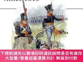 二手書博民逛書店Wellington s罕見Dutch Allies 1815Y255174 Pawly, Ronald  C