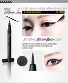 【即期好物出清】韓國Karadium~一筆流線抗暈眼線液(細) 極黑色 0.5G 有效期2020/05/12
