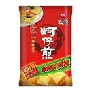 波的多洋芋片辣味蚵仔煎派對包150g【愛買】