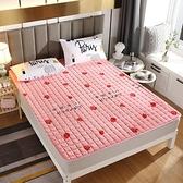 床墊 冬季法蘭絨床墊軟墊褥子雙人1.8m墊被1.5學生宿舍單人毛毯1.2床褥TW【快速出貨八折特惠】
