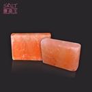 鹽燈專家-喜馬拉雅山天然結晶玫瑰鹽SPA專用,100%純天然玫瑰岩鹽按摩石-肥皂方塊型(一入)(大)