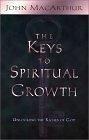 二手書博民逛書店《The Keys to Spiritual Growth: Unlocking the Riches of God》 R2Y ISBN:9781581342697