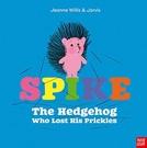 SPIKE:HEDGEHOG WHO LOST HIS PRICKLES《主題: 趣味.幽默》掃描QR code可免費線上聽故事