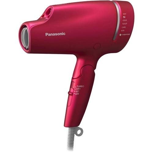 Panasonic【日本代購】松下 奈米水離子吹風機-EH-NA9A - 桃紅