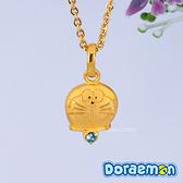 哆啦a夢Doraemon-學業運哆啦-黃金墜子