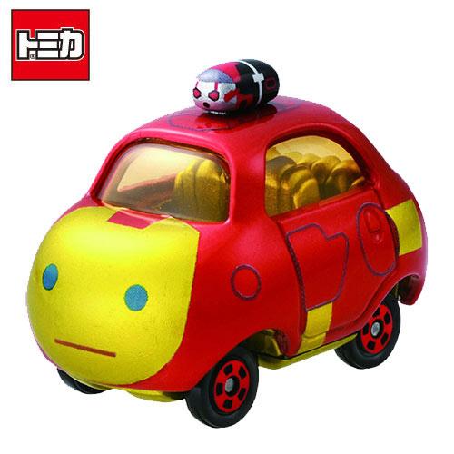 【日本正版】TOMICA 多美小汽車 TSUM TSUM 漫威英雄 鋼鐵人 TOP 玩具車 MARVEL - 877424