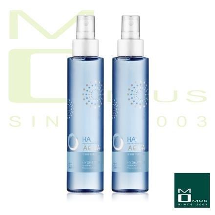 【南紡購物中心】MOMUS 玻尿酸保濕玫瑰水(噴霧)   140ml ( 2入 )