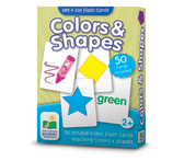 學習卡-形狀與顏色