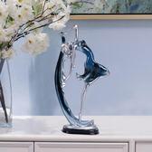 【雙12】全館低至6折歐式跳舞雕塑人物擺件簡約客廳家居裝飾禮品創意電視酒柜書柜擺設