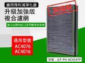【尋寶趣】除甲醛複合型濾網 適用飛利浦空氣淨化器AC4076/AC4016型 JLP-PH-AC4147P