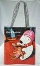 【震撼精品百貨】Gaspard et Lisa_麗莎和卡斯柏~手提袋/收納袋-紅#03297