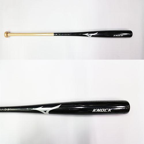 (AY)MIZUNO 美津濃 2019 KNOCK 日本製教練棒 - 1CJWK14590 (64黑x原木) [=]