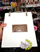 [ 手提包造型木頭花器 可吊掛木頭信箱] 送禮首選 可以選購賣場植物。幫忙種植進去