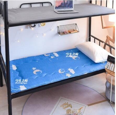 床墊 防潮加厚單人床墊0.9m學生床墊上下鋪床墊1.0m褥子榻榻米墊子【快速出貨八折下殺】