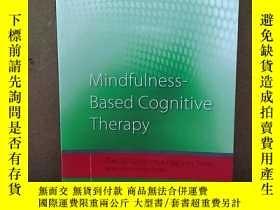 二手書博民逛書店Mindfulness-Based罕見Cognitive Therapy: Distinctive Feature